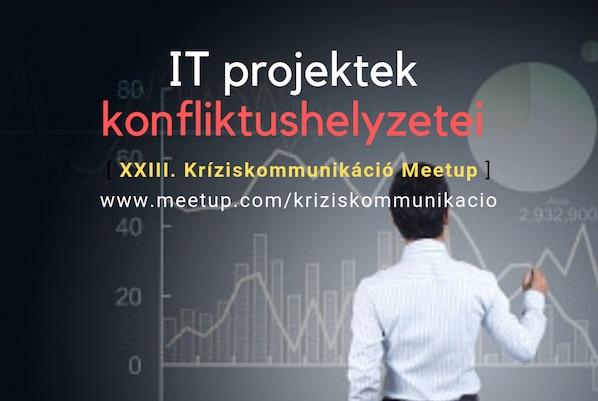 IT projektek konfliktushelyzetei