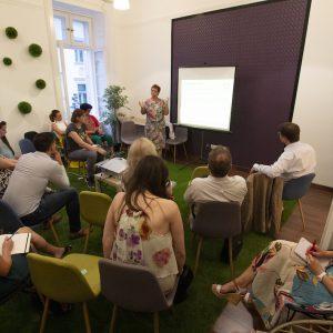 Mi lesz a csapattal? Beszámoló a Munkahelyi és Üzleti Konfliktusok meetup csoport első estjéről