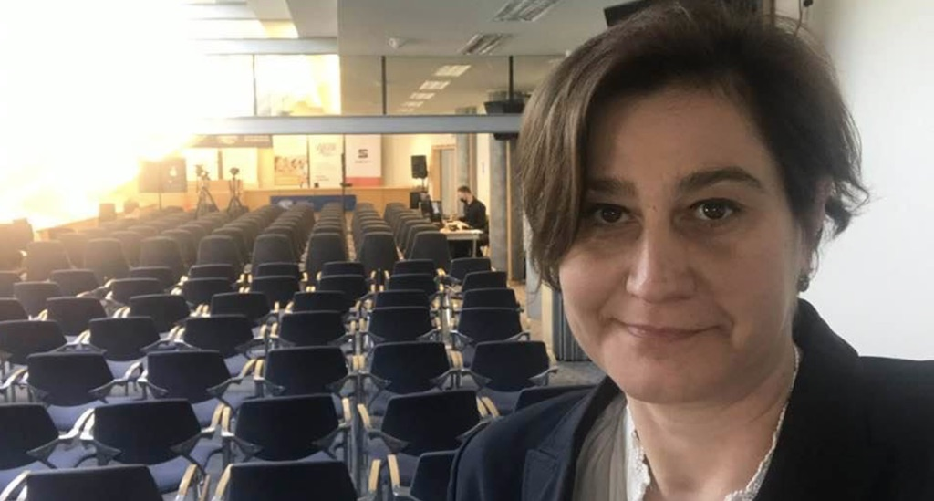 Vas Dóra Cégmarketing konferencia 2020